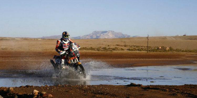 Dakar 2016 | Motos: los novatos mandan en Salta