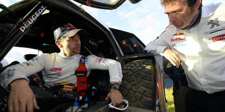 Un Dakar de rookies