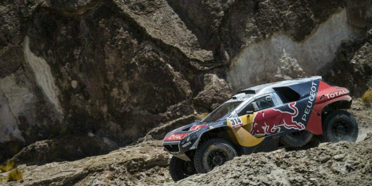 Dakar 2016 | Dictadura por sorpresa de Peugeot