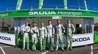 Skoda Motorsport arrancará en Suecia