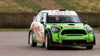 El Mini JCW WRC regresa a los tramos del Mundial