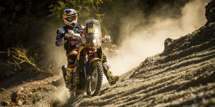 Dakar 2016 | Motos: Price asalta las dunas