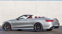 Mercedes presenta el exclusivo AMG S 63 4MATIC Cabrio