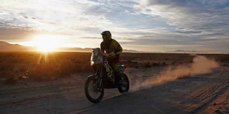 Dakar 2016 | Motos: Svitko se estrena, Price regula