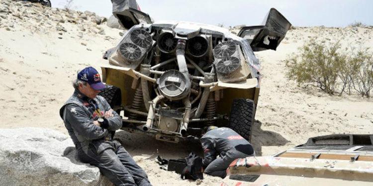 OFICIAL | Carlos Sainz abandona el Dakar 2016