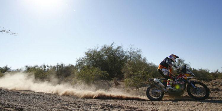 AVANCE | Resultados de la undécima etapa del Dakar 2016