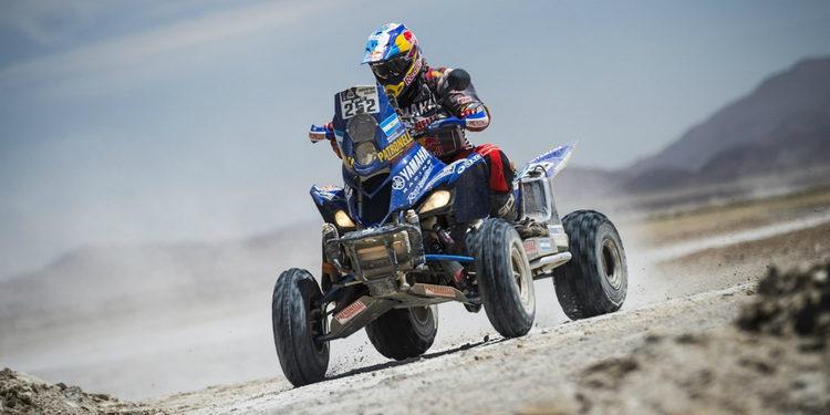 Dakar 2016 | Quads: ocho segundos y dos etapas