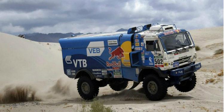 Dakar 2016 | Camiones: Kamaz aprieta tarde