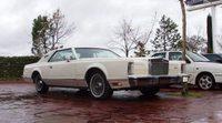 Un clásico muy americano, Lincoln Continental Mark V Coupe 1978