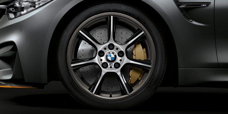 Llantas de carbono para el BMW M4 GTS