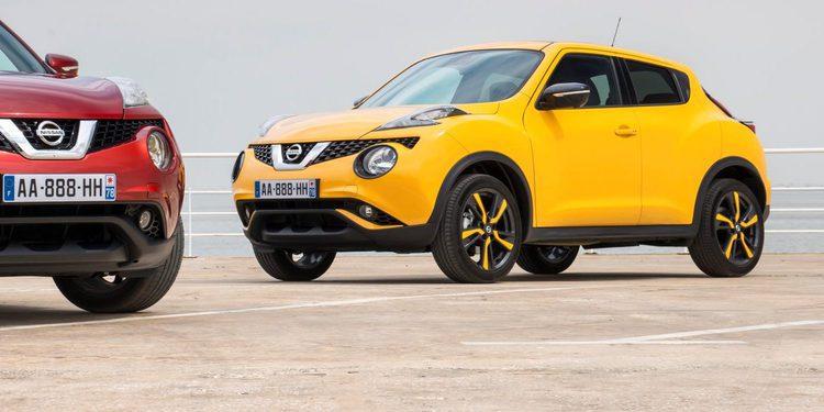 El próximo Nissan Juke tendrá motores híbridos