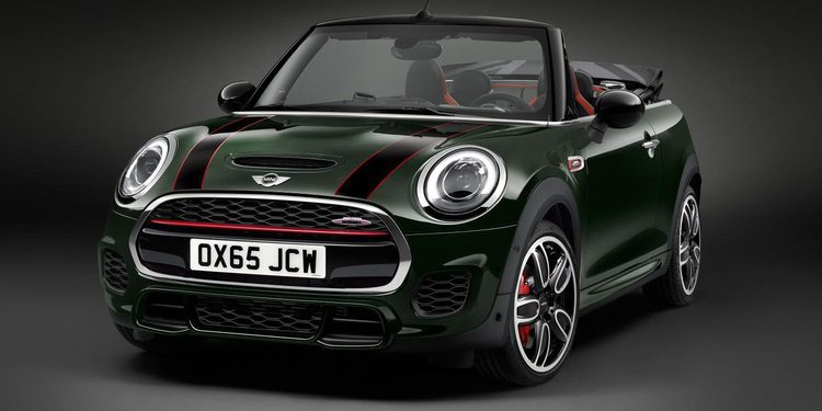 John Cooper Works Cabrio, 231 CV para el descapotable más potente de MINI