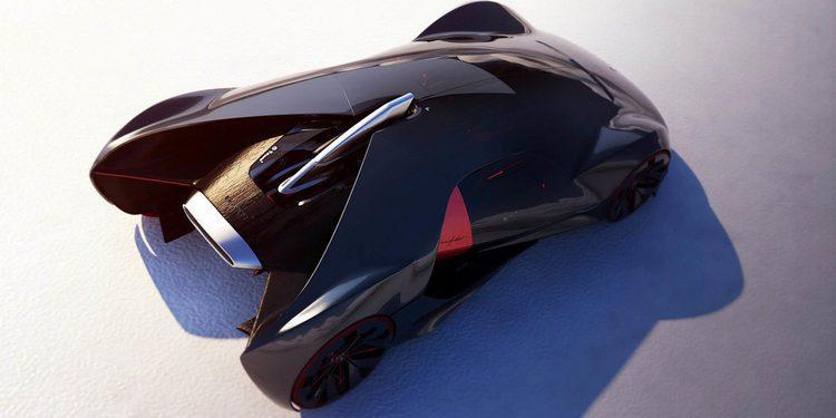 Ganadores del concurso Ferrari Top Design School Challenge