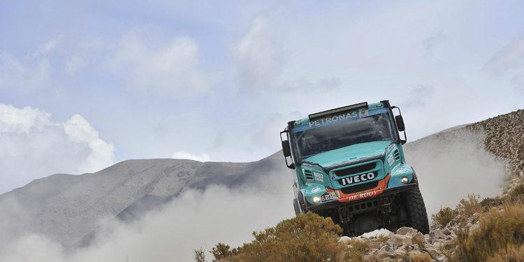 Dakar 2016 | Camiones: De Rooy amarga a los rusos