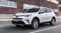 Nuevo Toyota RAV4 Hybrid, 200 CV y 4,9 Litros a los 100 Km