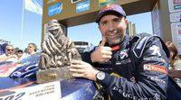 """Stephane Peterhansel: """"Siempre he soñado lograr la victoria con un fabricante francés"""""""