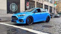 El Ford Focus RS entra en producción