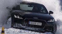 Da comienzo los cursos de conducción sobre nieve de Audi