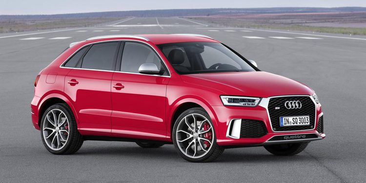 FIAT intercambia las denominaciones Q2 y Q4 a Audi