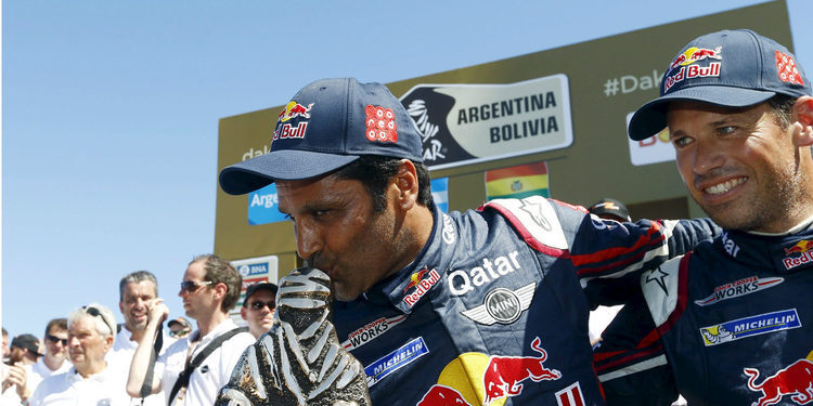 Dakar 2016 | Nasser Al-Attiyah, un príncipe desesperado