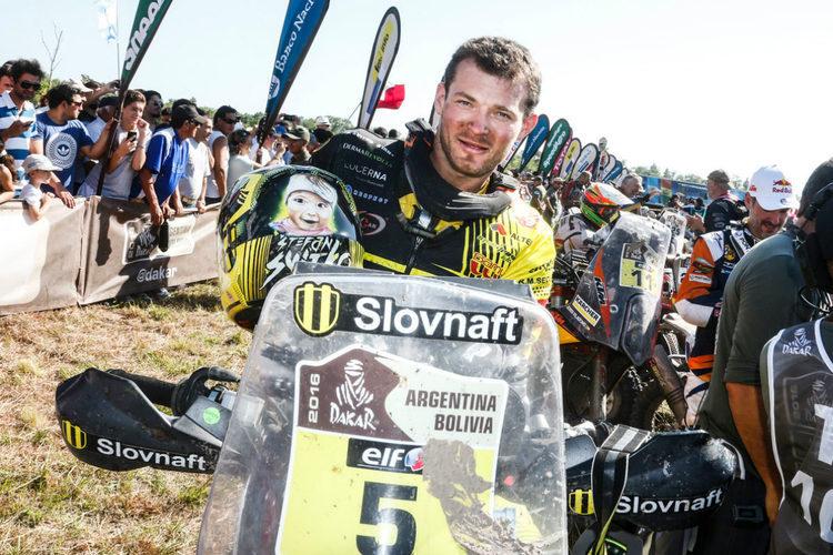 Dakar 2016 | Stefan Svitko, segundo sin hacer ruido