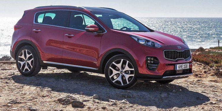 Los nuevos KIA Optima y Sportage consiguen cinco estrellas Euro NCAP