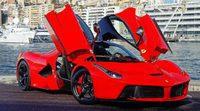 Lewis Hamilton se compra un Ferrari LaFerrari único
