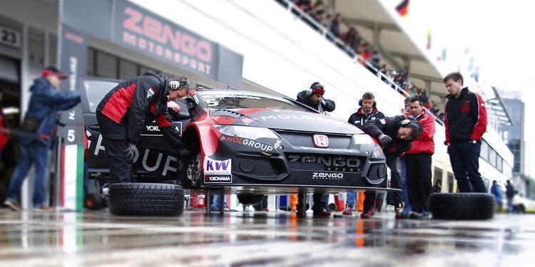 Zengo Motorsport se despide de Norbert Michelisz