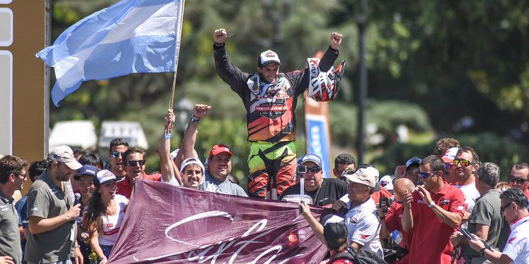 Dakar 2016 | Estreno de estrellas
