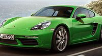 Primeros renders del futuro Porsche 718 Cayman