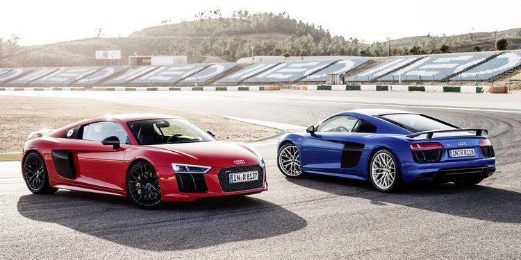 Análisis técnico. Audi R8 V10 Plus 2015