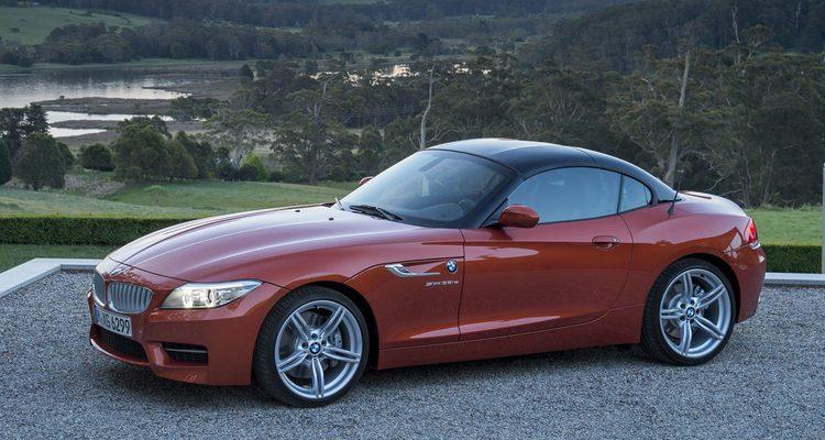El sucesor del BMW Z4 se llamará Z5 y tendrá 425 CV