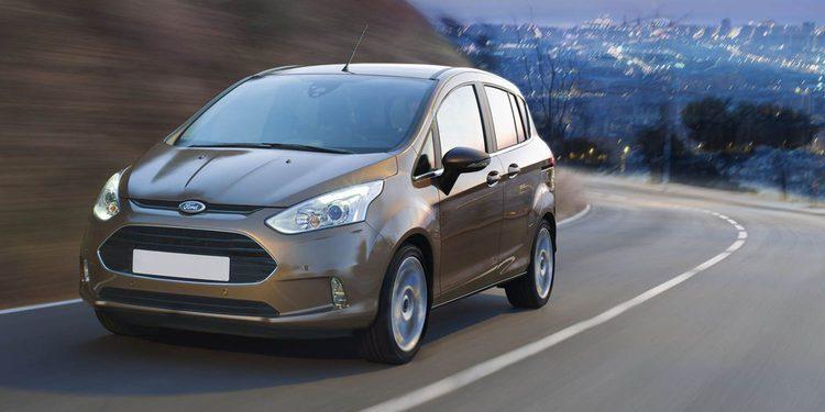 Ford B-Max Colour Edition, 140 CV y nuevos extras para el exterior