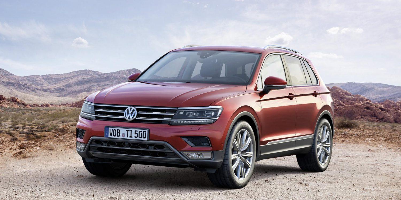 El nuevo Volkswagen Tiguan llega a España