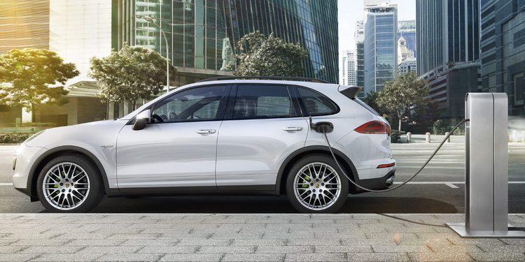 Porsche vende uno de cada diez Plug-in Hybrid en España