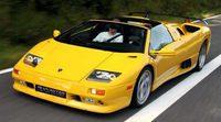 A la venta el Lamborghini Diablo VT roadster de Rod Stewart