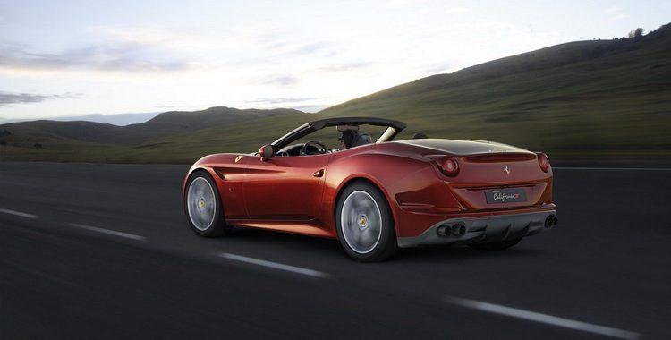 Ferrari presenta el paquete prestacional HS para el California T