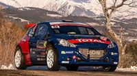 José Antonio Suárez se cuela entre los WRC
