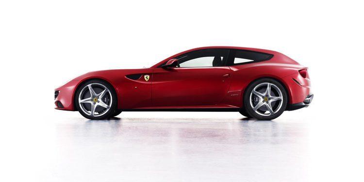 Ferrari presentará el renovado FF el 15 de febrero en Villa Erba