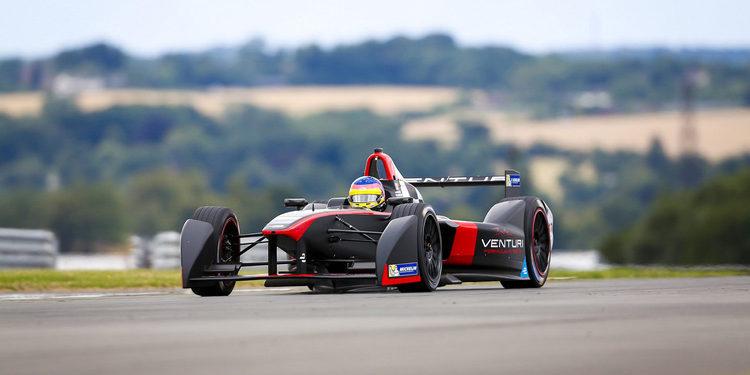 Mike Conway competirá con Venturi en Argentina