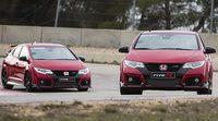 Tiago Monteiro presenta el nuevo Civic Type R