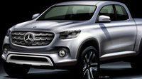 La pick-up de Mercedes-Benz se llamará Clase X