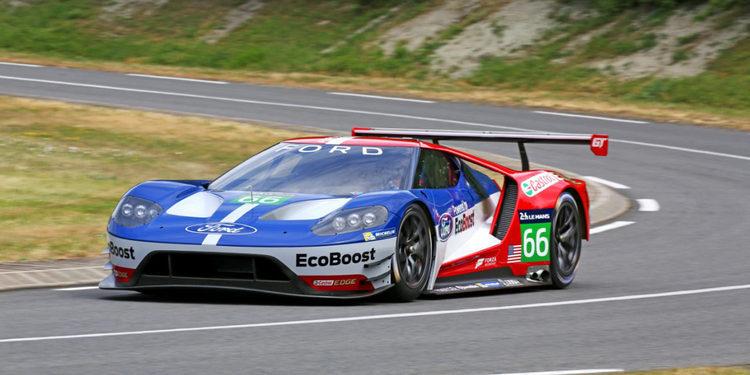 El nuevo Ford GT hará su debut en las 24 horas de Daytona