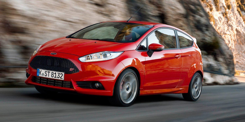 Ford no fabricará el Fiesta RS