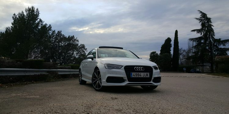 Prueba Audi A3 Sedán 2.0 TDI. Diseño y equipamiento