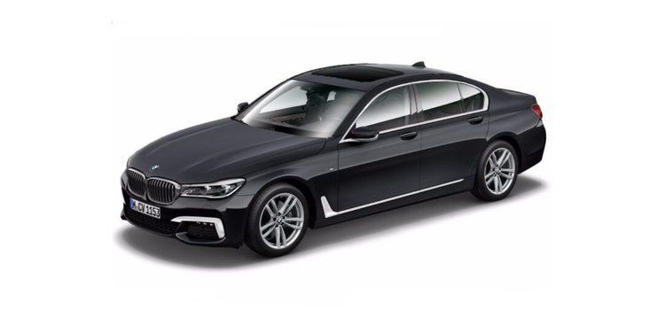 BMW pone a la venta un Serie 7 de cuatro cilindros