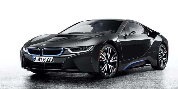 BMW i8 Mirrorless, el deportivo que sustituye los retrovisores por cámaras