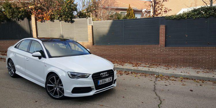 Prueba Audi A3 Sedán 2.0 TDI. Conclusión final