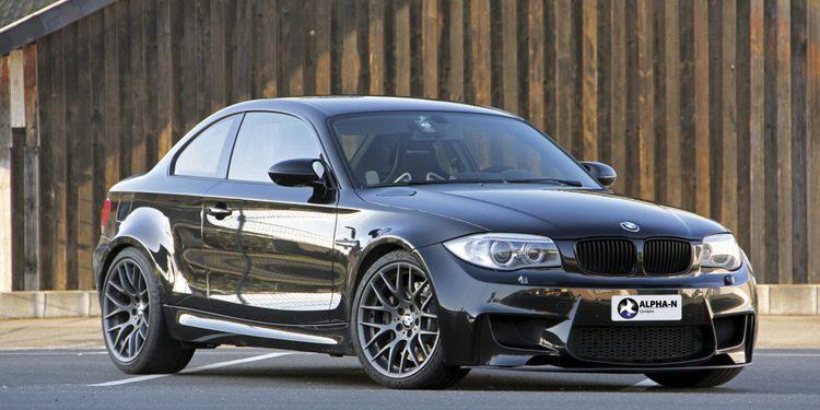 El BMW Serie 1 M Coupé preparado con 564 CV