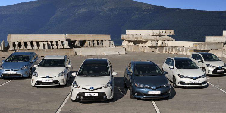 Toyota se convierte en el fábricante mundial con más ventas en 2015